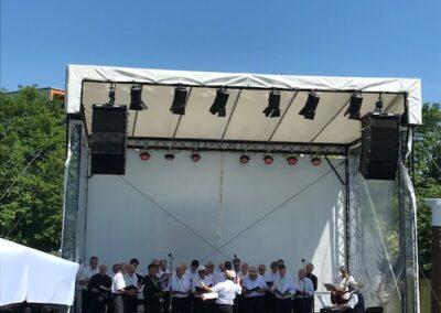 2019 Männerchor Chorfest HN