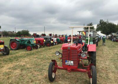 2019 Schutzhütte Traktor