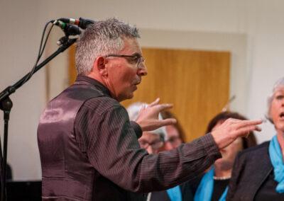 2020 Winterfeier Dirigent